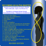 Becoming An Alpha Master Program – Revised Edition